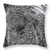 Why Knot 2 Throw Pillow