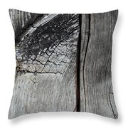 Why Knot 7 Throw Pillow