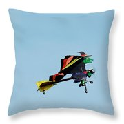 Wicked Throw Pillow by Thomas Young
