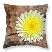 Wickiup Wild Flower Throw Pillow