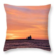 Wide Scene Format Throw Pillow