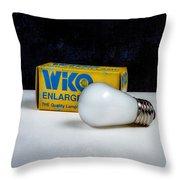 Wiko Enlarger Lamp Throw Pillow