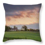 Wilco Sunrise Throw Pillow