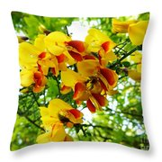 Wild And Beautiful Throw Pillow