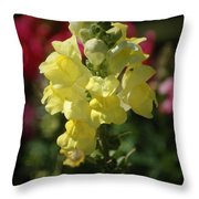 Wild Flower 2 Throw Pillow