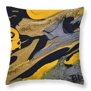 Wild Horse Cry Throw Pillow