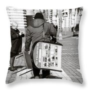 Will Cell Phones Cameras Hurt Photography? - Featured 3 Throw Pillow