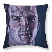 Will Greenwood Throw Pillow