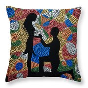 Will You... Throw Pillow