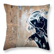Will You Still Love Me When I'm No Longer Beautiful.. Throw Pillow