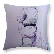 Willem N. Throw Pillow