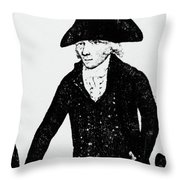 William Brodie (d Throw Pillow