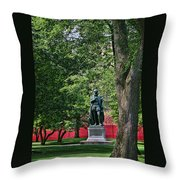 William The Silent Throw Pillow