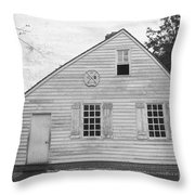 Williamsburg Foundry Throw Pillow