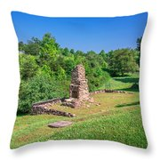 Willie Gibbons House Throw Pillow