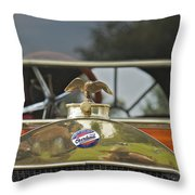 Willis Overland Throw Pillow