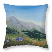 Willmore Wilderness Throw Pillow