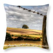 Wiltshire Throw Pillow