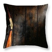 Winchester Throw Pillow
