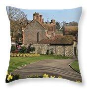 Winchester Park Throw Pillow
