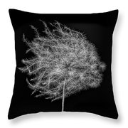 Wind In My Face Throw Pillow