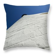 Wind Point Lighthouse 142 Throw Pillow