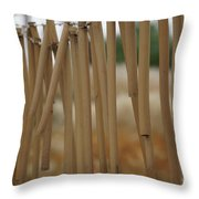 Wind Song - 2 Throw Pillow