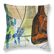 Windchime Throw Pillow