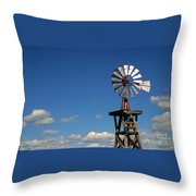 Windmill-5749b Throw Pillow