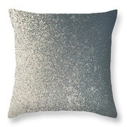 Window Ice-5053 Throw Pillow