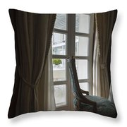 Window Light Throw Pillow