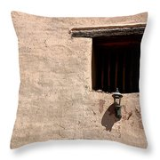 Window Of God Throw Pillow
