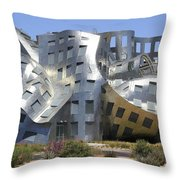 Windows Into The Mind Throw Pillow