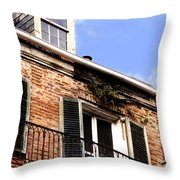 Windows To  The World Throw Pillow
