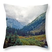 Windrivers 1 Throw Pillow