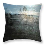 Windshield Work Throw Pillow