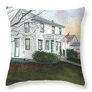 Windsor Farm Throw Pillow