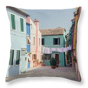 Windstill .. Throw Pillow