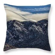 Wing Cloud Updraft 386 Throw Pillow