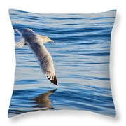 Wing Dipping Throw Pillow