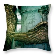 Wing It I Throw Pillow