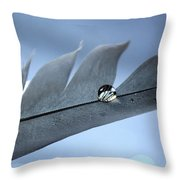 Wing Of Hope Throw Pillow