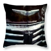 Winged Bowtie Throw Pillow