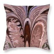Wings Fantasy Throw Pillow