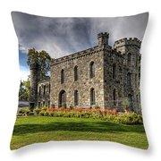 Winnekenni Castle Throw Pillow