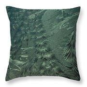 Winter's Work 3 Throw Pillow