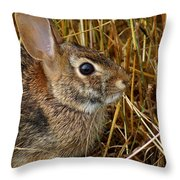Wired For Action Throw Pillow