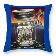 Wise Men 2.0 2011 Throw Pillow