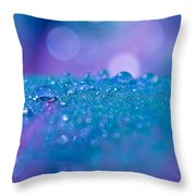 With Grace And Ease... Throw Pillow