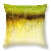 Wither Whispers I Throw Pillow